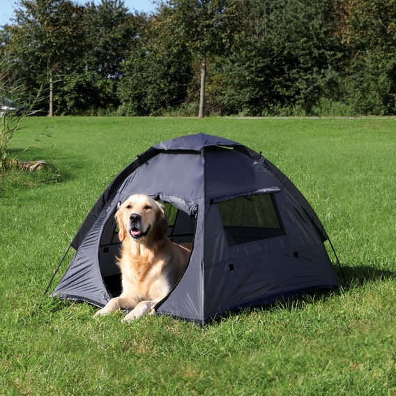 Camping Dog Tent, Portable Home for Dogs Days Out -