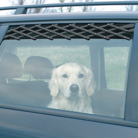 Car Window Vent for dogs | Safety window Guard