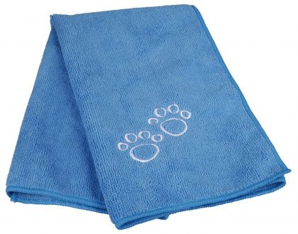 Dog Microfibre Drying Towel