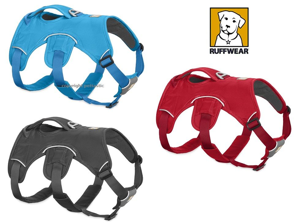 Approved: Ruffwear Webmaster Harness | Dog-Tastic