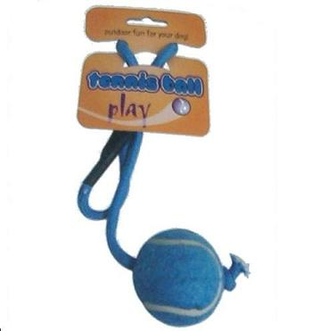 Tennis Ball On A Rope, For Throwing or Agility Training
