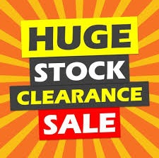 stock clearance dog supplies
